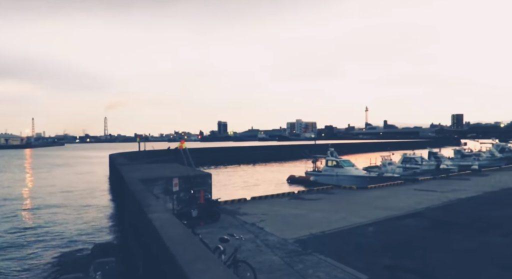 動画:大分 釣りスポット 住吉泊地 赤灯台側 エギング アジング メバリング 天秤 五目釣り フカセ釣り サビキ釣り YouTube