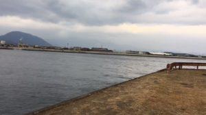動画:大分 釣りスポット 大分川河口 旧ホーバー基地 シーバス ショアジギング キス 天秤 ちょい投げ YouTube