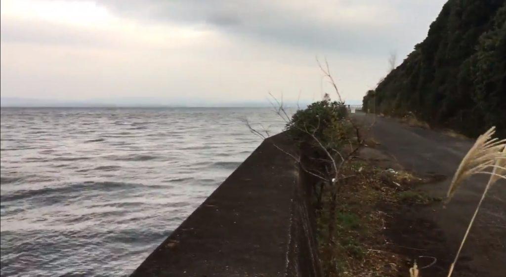 動画:大分 釣りスポット 大分川河口 堤防 シーバス ショアジギング キス 天秤 ちょい投げ ブリ アジング YouTube
