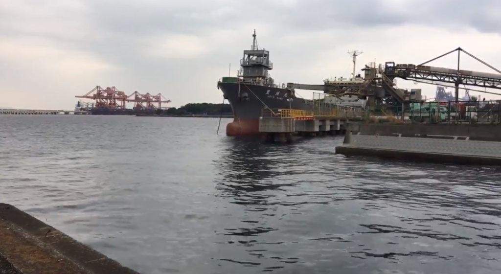 動画:大分 釣りスポット 大分川河口 裏川 シーバス ショアジギング キス 天秤 ちょい投げ YouTube
