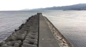 動画:大分 釣りスポット 日吉原公共埠頭 細港 波止 テトラ 釣りガールも安心の堤防 YouTube