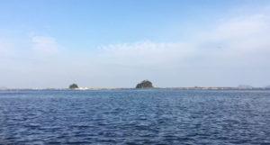 動画:大分臼杵のエギング スポット 下ノ江から見た津久見島 三ツ子島 黒島海水浴場 佐志生港のクジラ(人工島) YouTube
