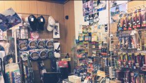 動画:佐賀関の釣具店 千鳥丸 一尺屋下浦港 エギ タイラバ チヌ針 仕掛け 釣り餌 YouTube