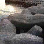 動画:穴釣り メバリングスポット 下浦港テトラ 大分佐賀関 底物 メバル 根魚 YouTube